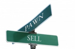 Is it better to pawn my item or to sell it?
